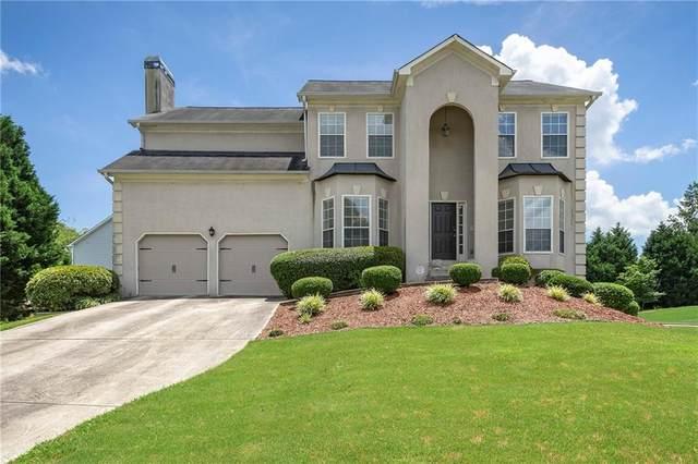 505 Cascade Rise Court SW, Atlanta, GA 30331 (MLS #6747784) :: RE/MAX Paramount Properties