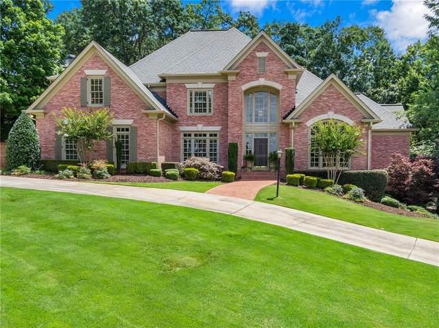 1405 Portmarnock Drive, Alpharetta, GA 30005 (MLS #6747833) :: Kennesaw Life Real Estate