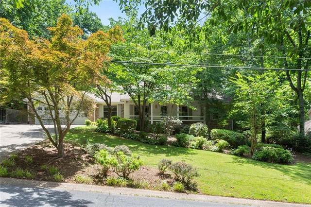 4457 Dunmovin Drive NW, Kennesaw, GA 30144 (MLS #6747834) :: The Heyl Group at Keller Williams