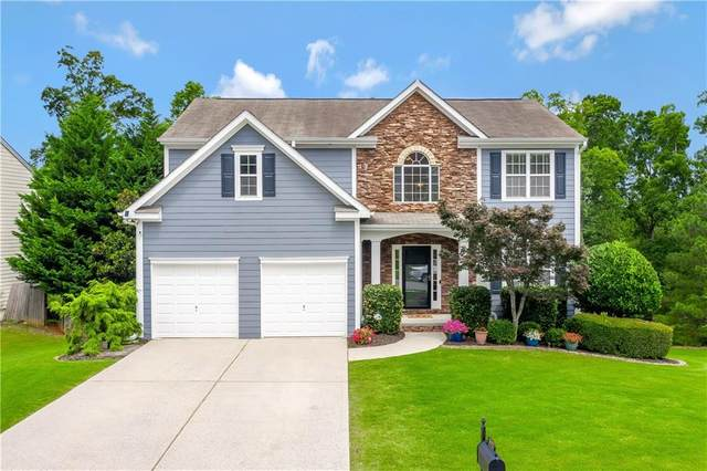 3022 Waterdance Drive NW, Kennesaw, GA 30152 (MLS #6747841) :: Path & Post Real Estate