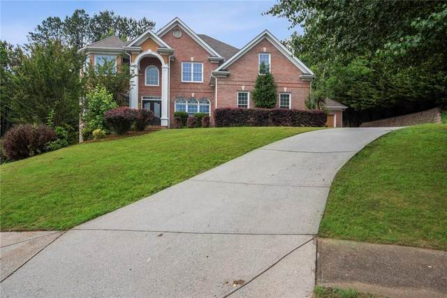312 Maddox Place, Canton, GA 30115 (MLS #6747847) :: The Heyl Group at Keller Williams