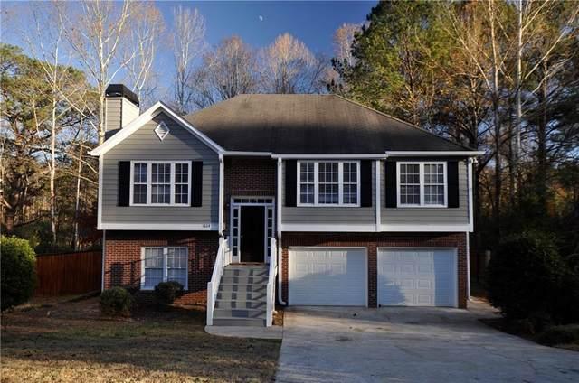 1604 Barrier Road, Marietta, GA 30066 (MLS #6747860) :: North Atlanta Home Team