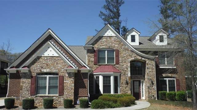 2198 Everleigh Drive, Marietta, GA 30064 (MLS #6747867) :: Kennesaw Life Real Estate