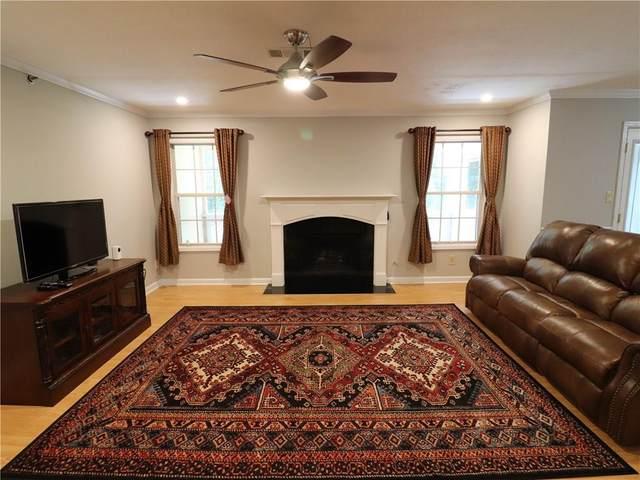 4100 Riverlook Parkway SE #301, Marietta, GA 30067 (MLS #6747870) :: Kennesaw Life Real Estate