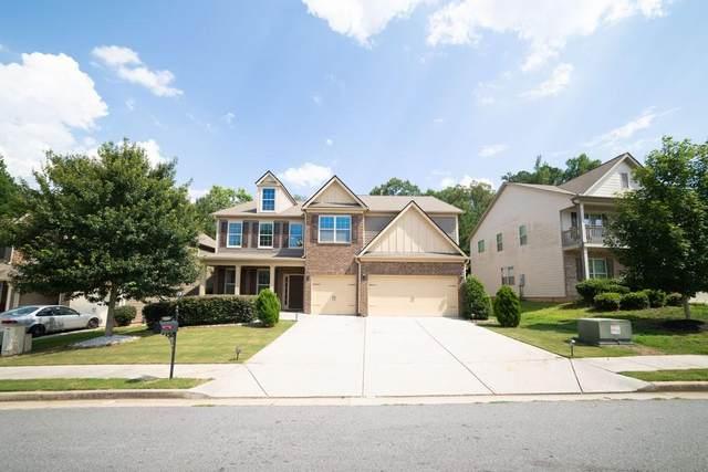 7262 Parks Trail, Fairburn, GA 30213 (MLS #6747876) :: Rich Spaulding