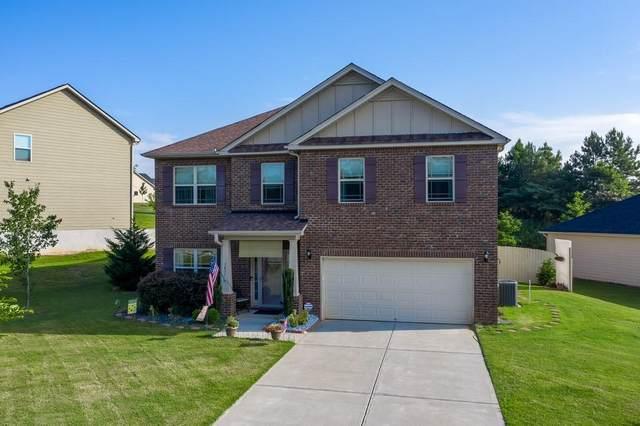 3437 Dacite Court, Atlanta, GA 30349 (MLS #6747893) :: Charlie Ballard Real Estate
