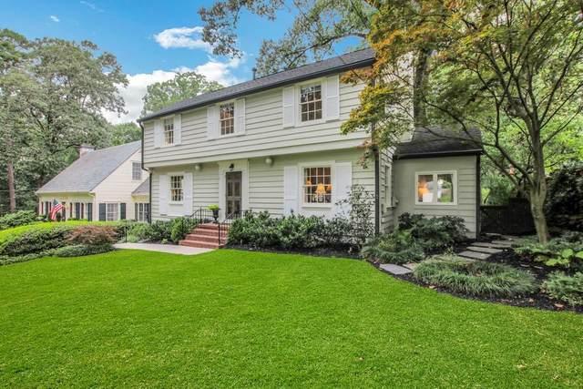 77 28th Street NW, Atlanta, GA 30309 (MLS #6747894) :: RE/MAX Paramount Properties