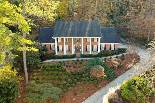 425 Ferry Landing, Sandy Springs, GA 30328 (MLS #6747907) :: North Atlanta Home Team