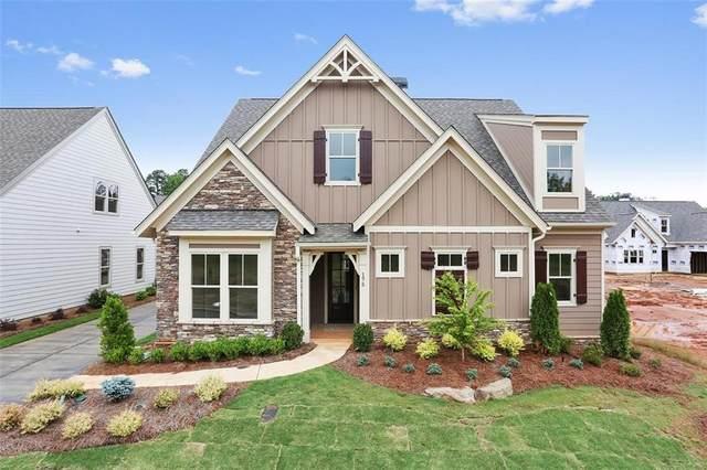 204 Foxtail Road, Woodstock, GA 30188 (MLS #6747921) :: MyKB Homes