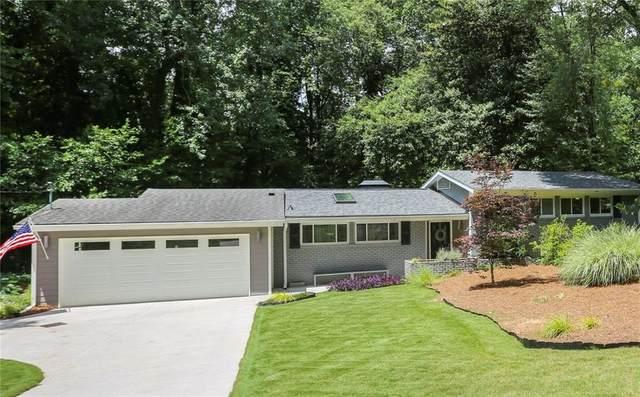 6358 Vernon Woods Drive, Atlanta, GA 30328 (MLS #6747924) :: North Atlanta Home Team