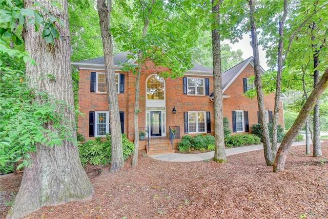 450 Kensington Farms Drive, Milton, GA 30004 (MLS #6747930) :: The North Georgia Group