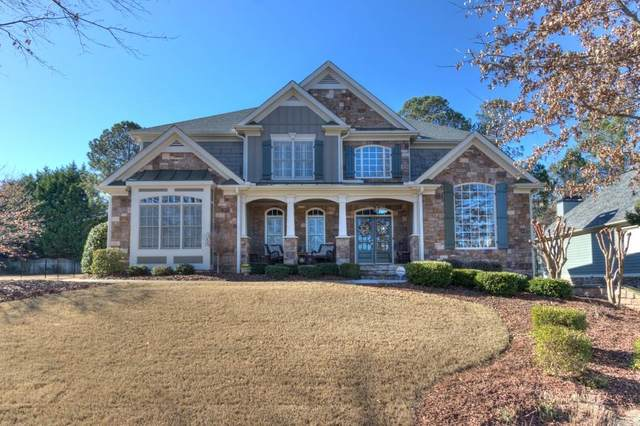 1711 Fernstone Terrace NW, Acworth, GA 30101 (MLS #6747937) :: RE/MAX Prestige