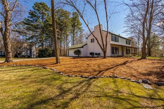 632 Willow Ridge Drive NE, Marietta, GA 30068 (MLS #6747949) :: KELLY+CO