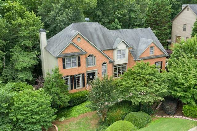 3905 Halisport Drive NW, Kennesaw, GA 30152 (MLS #6747955) :: Kennesaw Life Real Estate