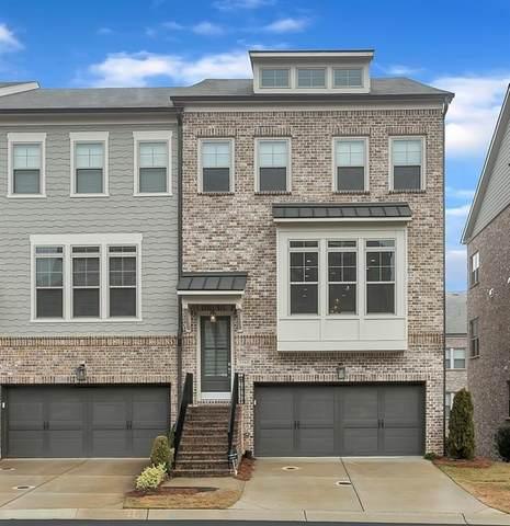 3768 Huger Place SE, Smyrna, GA 30080 (MLS #6747962) :: North Atlanta Home Team