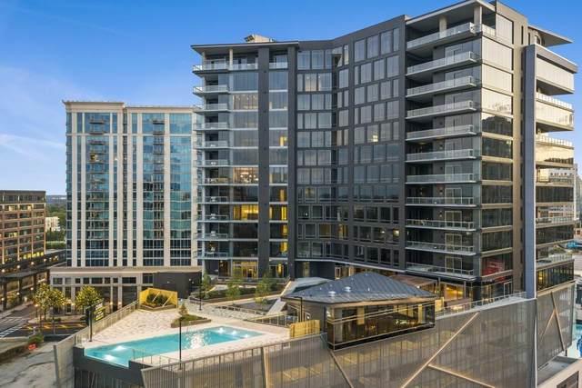 3107 Peachtree Road #1105, Atlanta, GA 30305 (MLS #6747979) :: Tonda Booker Real Estate Sales