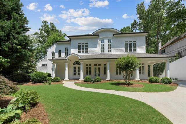 290 Pinecrest Road NE, Atlanta, GA 30342 (MLS #6747982) :: The Hinsons - Mike Hinson & Harriet Hinson