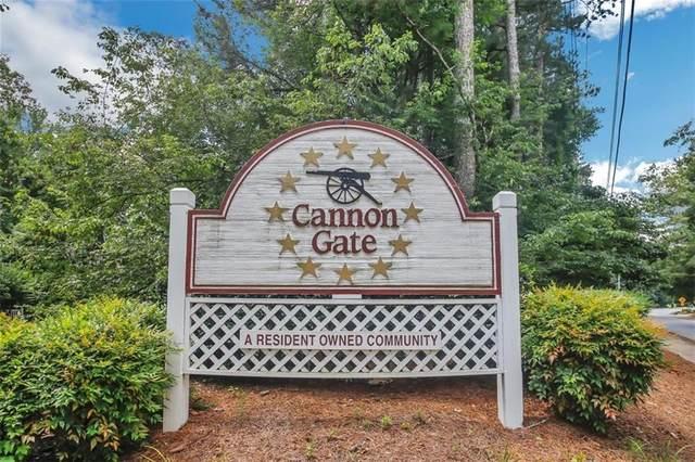 1007 SW Cannongate Crossing SW #1007, Marietta, GA 30064 (MLS #6747984) :: Path & Post Real Estate