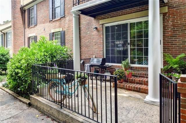 1634 Ponce De Leon Avenue NE #313, Atlanta, GA 30307 (MLS #6747985) :: Good Living Real Estate