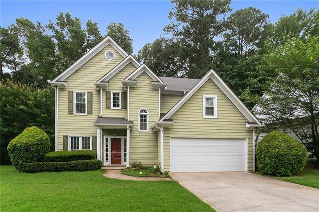 3950 Brockett Walk, Tucker, GA 30084 (MLS #6747988) :: The Hinsons - Mike Hinson & Harriet Hinson