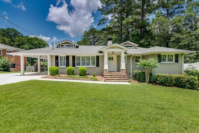 1960 Woodbine Terrace, Atlanta, GA 30329 (MLS #6748016) :: The Zac Team @ RE/MAX Metro Atlanta
