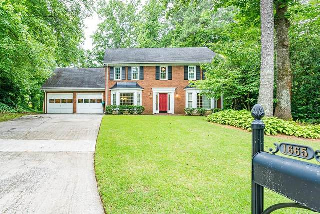 1665 Barn Swallow Place, Marietta, GA 30062 (MLS #6748021) :: North Atlanta Home Team