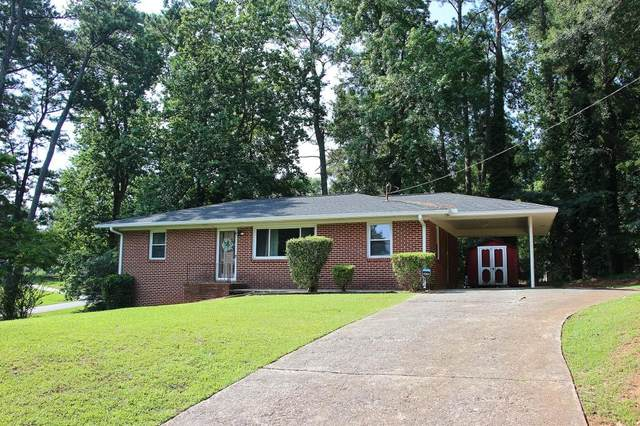 323 Kemolay Road SW, Mableton, GA 30126 (MLS #6748022) :: KELLY+CO