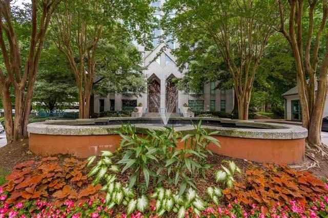 2870 Pharr Court #107, Atlanta, GA 30305 (MLS #6748038) :: North Atlanta Home Team