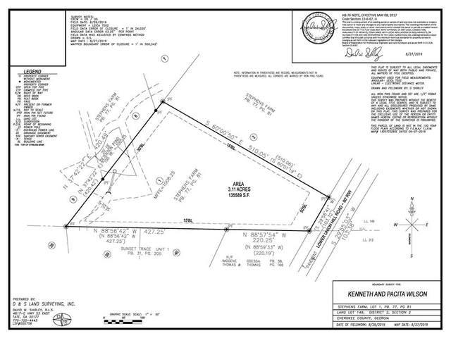 1875 Lower Union Hill Road, Canton, GA 30115 (MLS #6748049) :: MyKB Homes