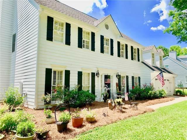 1471 Salem Drive, Alpharetta, GA 30009 (MLS #6748050) :: Dillard and Company Realty Group