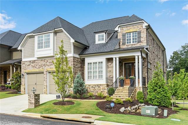 3922 Chalmers Gate SE, Smyrna, GA 30080 (MLS #6748060) :: North Atlanta Home Team