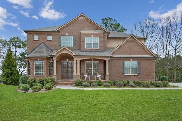 12205 Belvoir Lane, Alpharetta, GA 30009 (MLS #6748062) :: Path & Post Real Estate