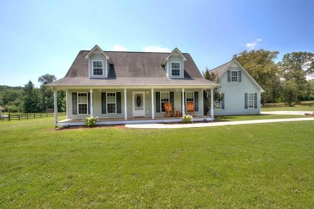 1577 Silver Hill Road, Summerville, GA 30747 (MLS #6748067) :: North Atlanta Home Team