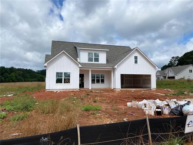 15 Fox Drive, Winder, GA 30680 (MLS #6748078) :: Charlie Ballard Real Estate