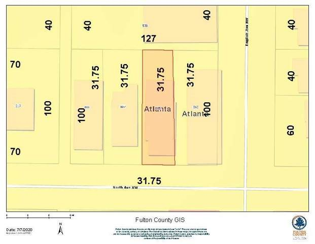 805 North Avenue NW, Atlanta, GA 30318 (MLS #6748079) :: The Heyl Group at Keller Williams