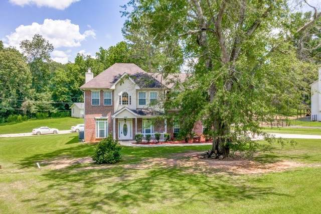 349 Plantation Circle, Fayetteville, GA 30214 (MLS #6748090) :: The North Georgia Group