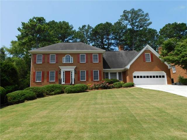4860 Bainbridge Court, Lilburn, GA 30047 (MLS #6748094) :: North Atlanta Home Team