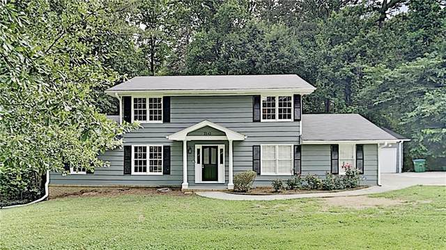 2141 Colonial Oak Way, Stone Mountain, GA 30087 (MLS #6748105) :: The Cowan Connection Team