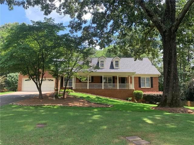 800 James Circle, Lawrenceville, GA 30046 (MLS #6748129) :: North Atlanta Home Team