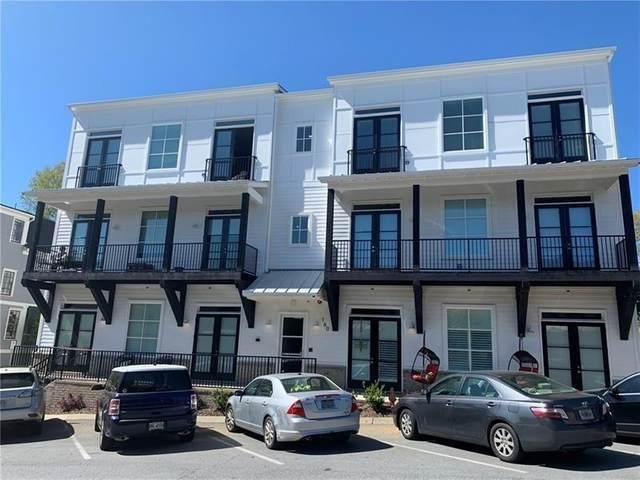 160 Fowler Street #300, Woodstock, GA 30188 (MLS #6748136) :: Path & Post Real Estate