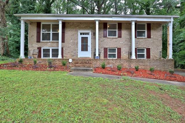 1507 Birch Ridge Way, Stone Mountain, GA 30083 (MLS #6748171) :: The Zac Team @ RE/MAX Metro Atlanta