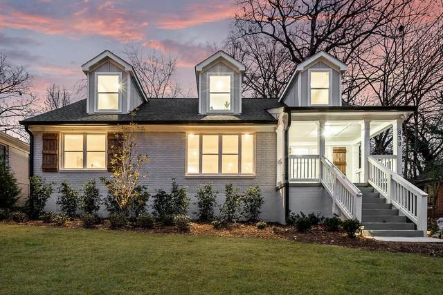 838 Belfast Street SW, Atlanta, GA 30310 (MLS #6748181) :: The Butler/Swayne Team
