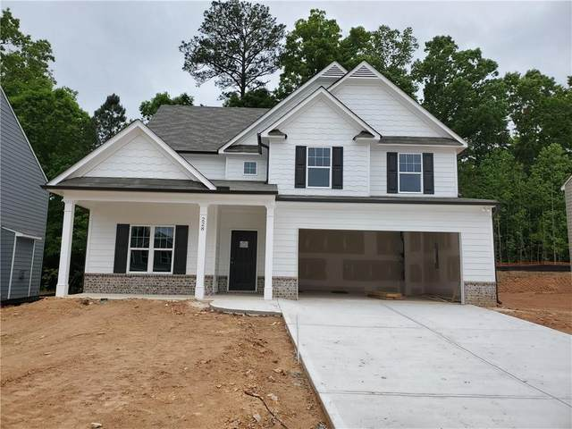 106 Arena Trail, Dallas, GA 30157 (MLS #6748184) :: North Atlanta Home Team