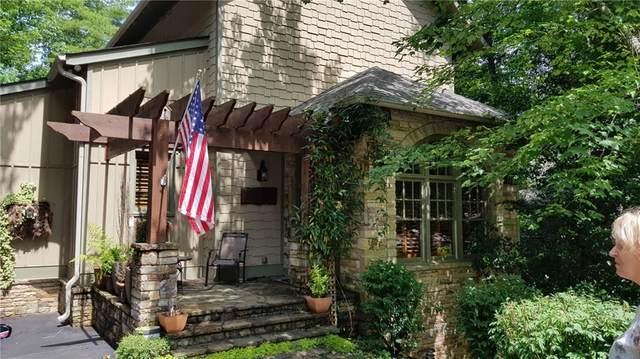 90 Choctaw Ridge, Big Canoe, GA 30143 (MLS #6748186) :: Charlie Ballard Real Estate