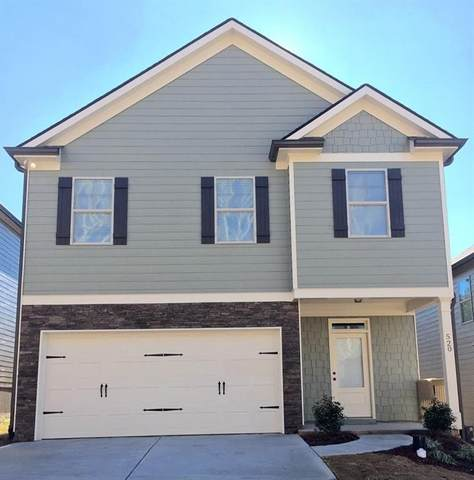 16 Griffin Mill Drive, Cartersville, GA 30120 (MLS #6748191) :: Charlie Ballard Real Estate