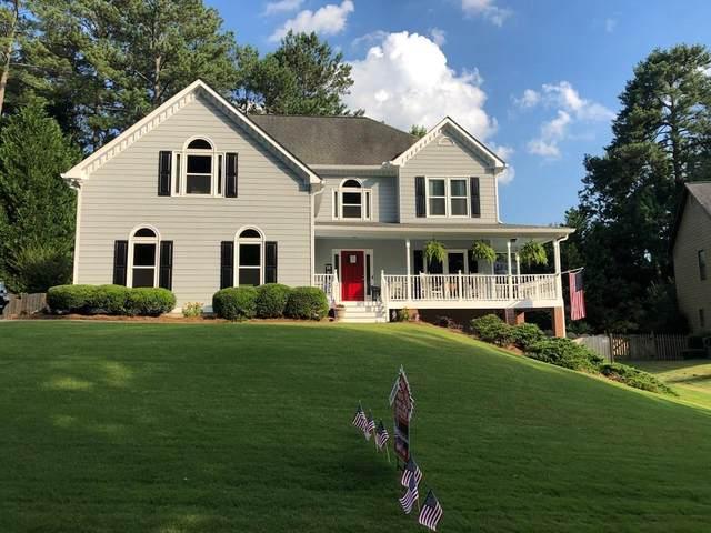 629 Braidwood Drive NW, Acworth, GA 30101 (MLS #6748198) :: Kennesaw Life Real Estate