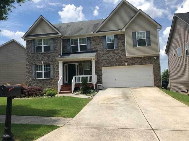 4619 Chafin Point Court, Snellville, GA 30039 (MLS #6748199) :: North Atlanta Home Team