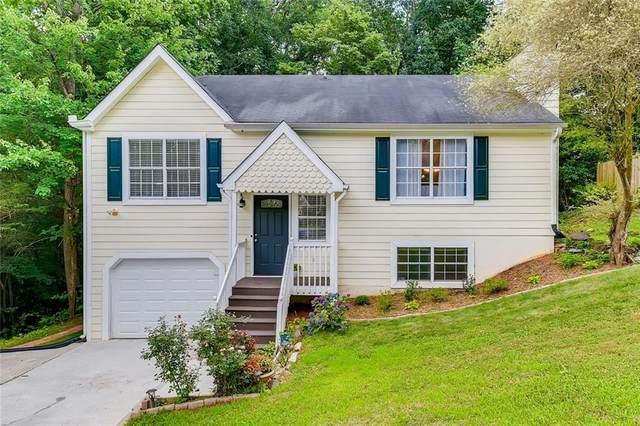 4021 Laurel Springs Way SE, Smyrna, GA 30082 (MLS #6748209) :: North Atlanta Home Team