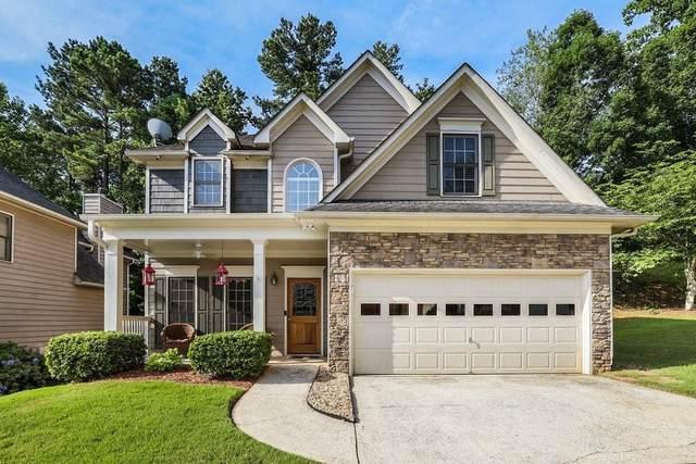 543 Mirramont Place, Woodstock, GA 30189 (MLS #6748232) :: Kennesaw Life Real Estate