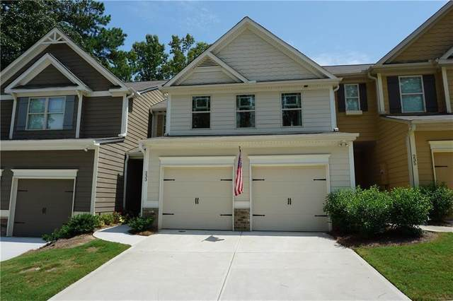 233 Oakview Drive #76, Canton, GA 30114 (MLS #6748245) :: Kennesaw Life Real Estate